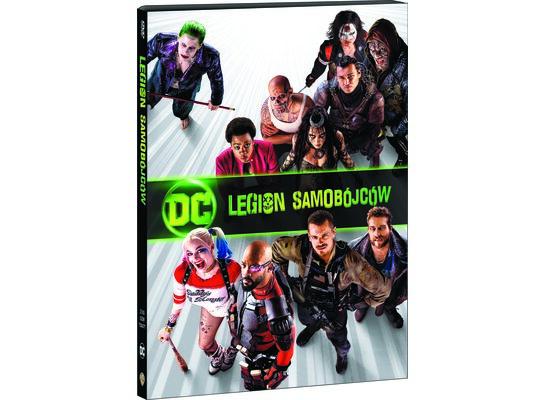 Legion Samobójców (DVD) Kolekcja DC