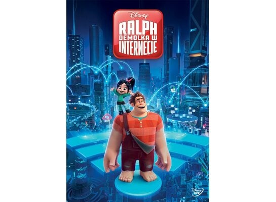 Ralph Demolka w Internecie (DVD)