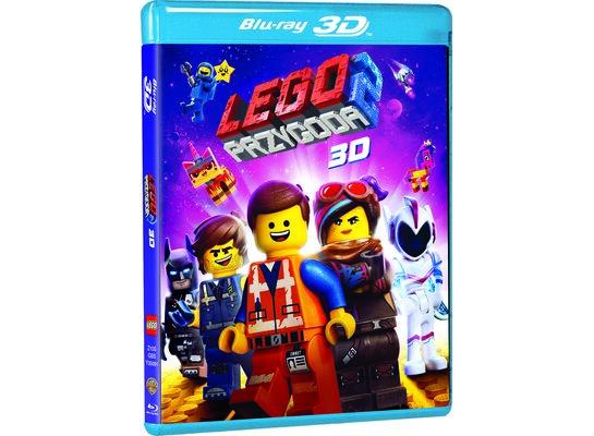 LEGO PRZYGODA 2 3D (2BD)