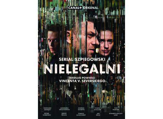 Nielegalni (3DVD)