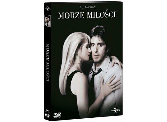 Morze miłości (DVD) Kolekcja Black & White