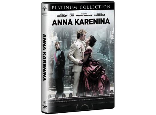 Anna Karenina (DVD) Platinum Collection