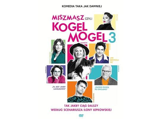Miszmasz czyli Kogel Mogel 3 (DVD)