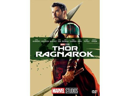 Thor: Ragnarok (DVD) Kolekcja Marvel