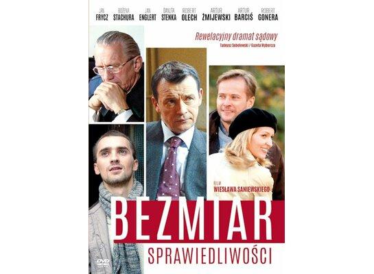 Bezmiar sprawiedliwości (DVD)