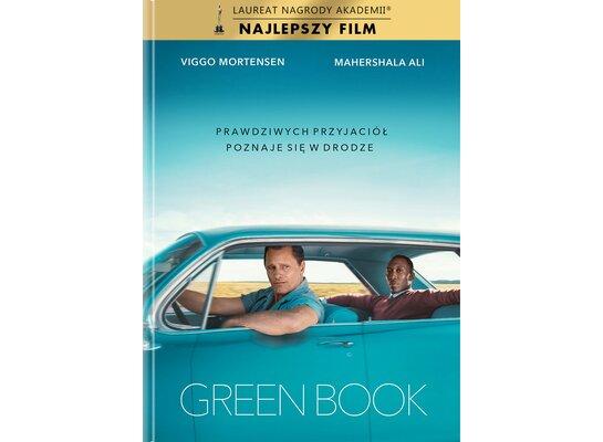 Green Book (DVD) + Książka