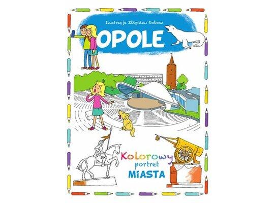 Opole. Kolorowy portret miasta