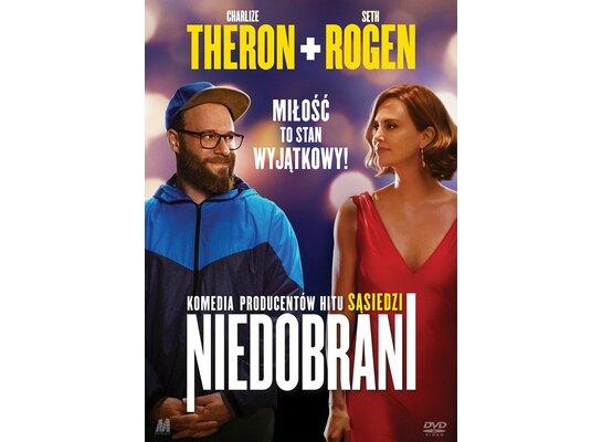 Niedobrani (DVD) + Książka