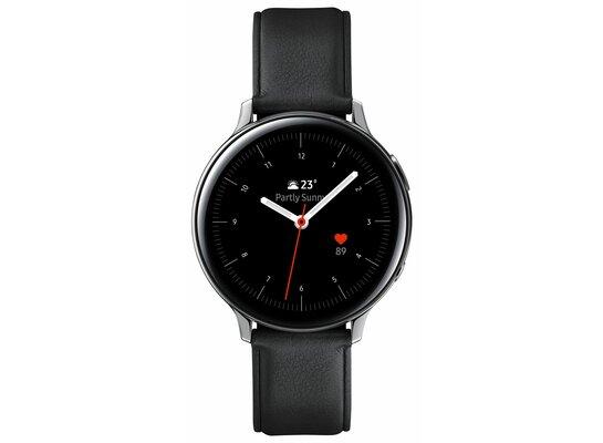 SmartWatch SAMSUNG Galaxy Watch Active2 LTE Stal Nierdzewna 40mm Srebrny SM-R835FSSAXEO