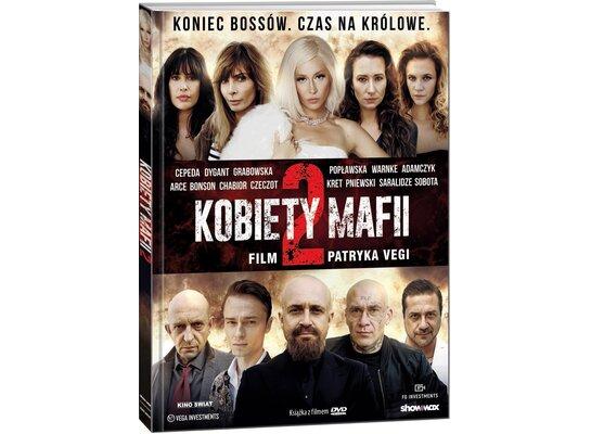 Kobiety mafii 2 (DVD) + Książka