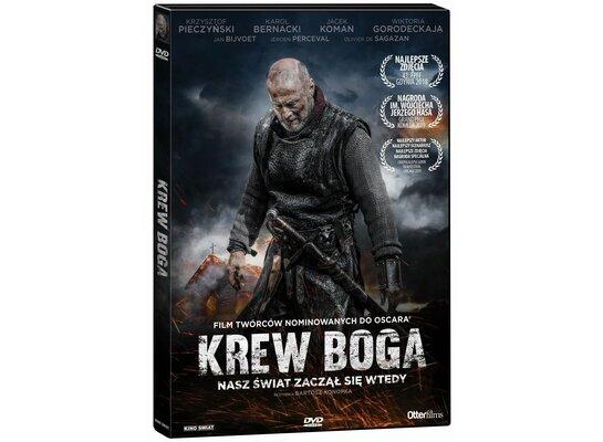 Krew Boga (DVD)