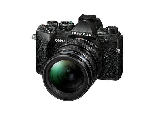 Aparat OLYMPUS E-M5 Mark III + 12-40mm Pro Czarny