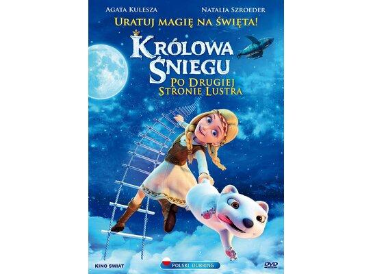 Królowa Śniegu: Po drugiej stronie lustra (DVD)