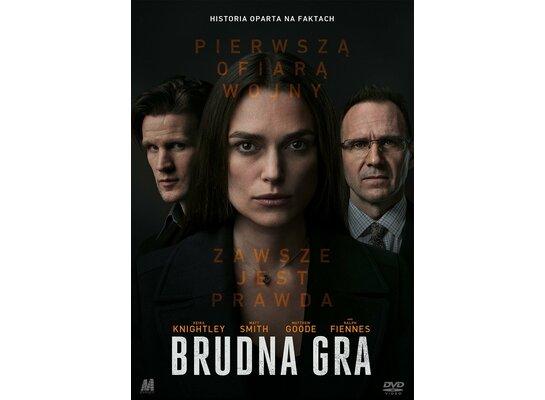 Brudna gra (DVD)