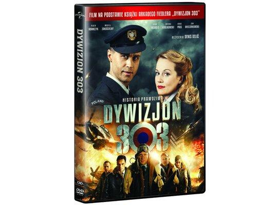 Dywizjon 303. Historia prawdziwa (DVD)