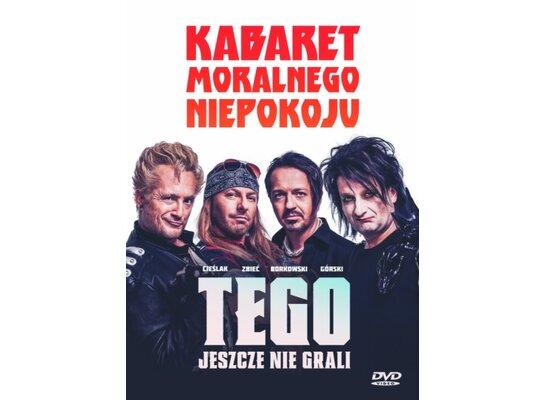 Kabaret Moralnego Niepokoju: Tego Jeszcze Nie Grali (DVD)