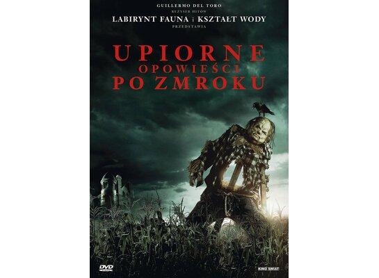 Upiorne opowieści po zmroku (DVD)