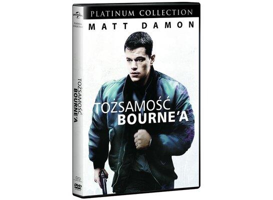 Tożsamość Bourne'a (DVD) Premium Collection
