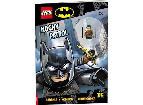 LEGO DC Comics Super Heroes. Nocny patrol