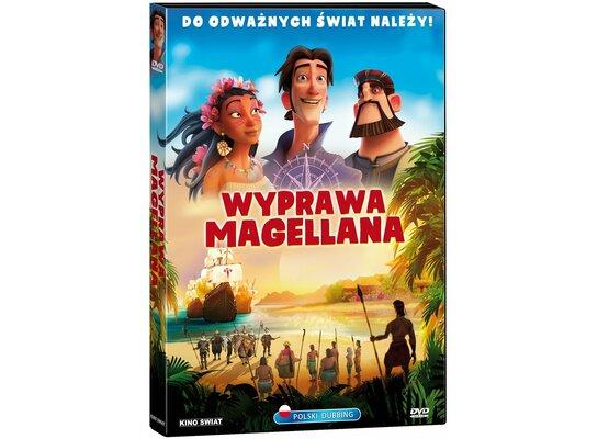 Wyprawa Magellana (DVD)