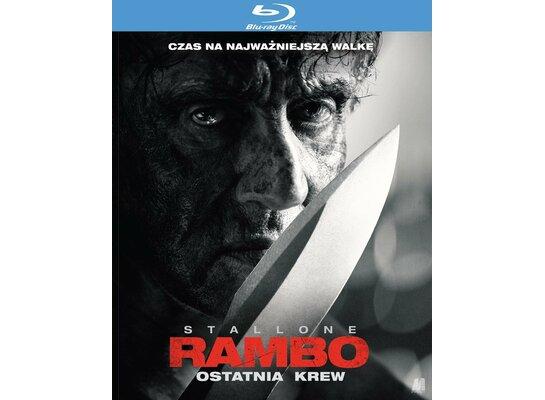 Rambo: Ostatnia krew (BD)
