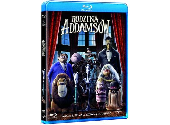 Rodzina Addamsów (BD)