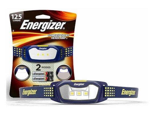 Latarka czołowa ENERGIZER Compact Sport Headlamp