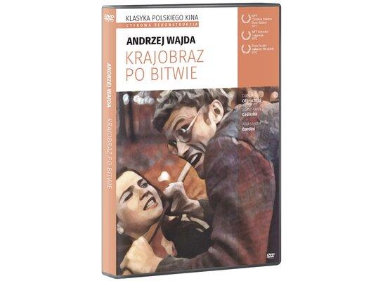 Krajobraz po bitwie (DVD)