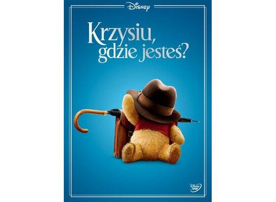 Krzysiu, gdzie jesteś? (DVD)