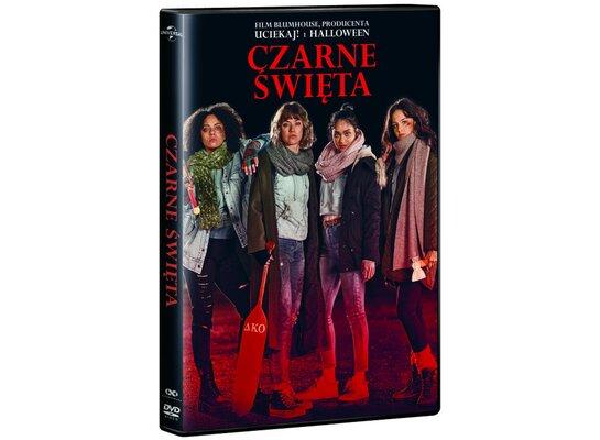 Czarne święta (DVD)