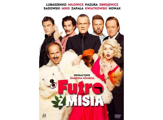 Futro z misia (DVD)
