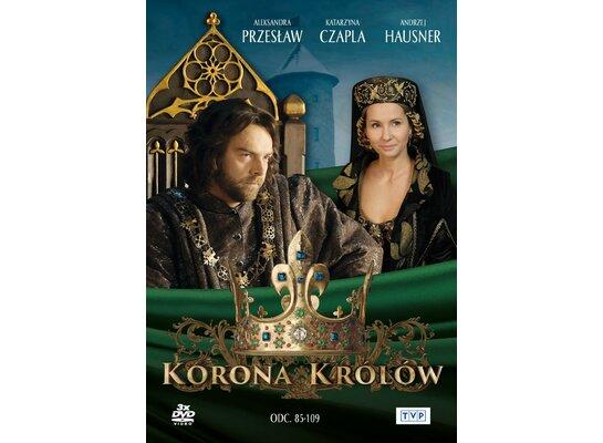 Korona Królów. Odcinki 85-109 (3DVD)