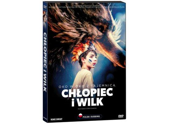 Chłopiec i wilk (DVD)
