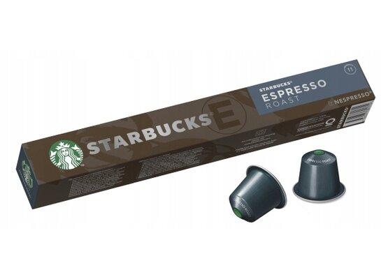 Kapsułki z kawą STARBUCKS Espresso Roast 10 szt.
