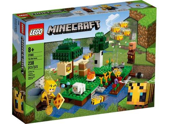 Klocki LEGO Minecraft Pasieka 21165