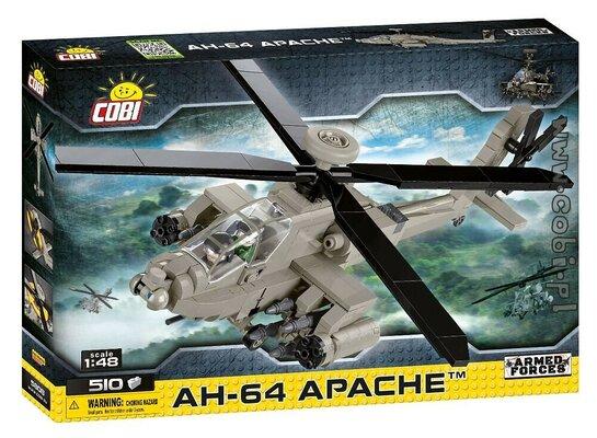 Klocki COBI Armed Forces AH-64 APACHE (5808)