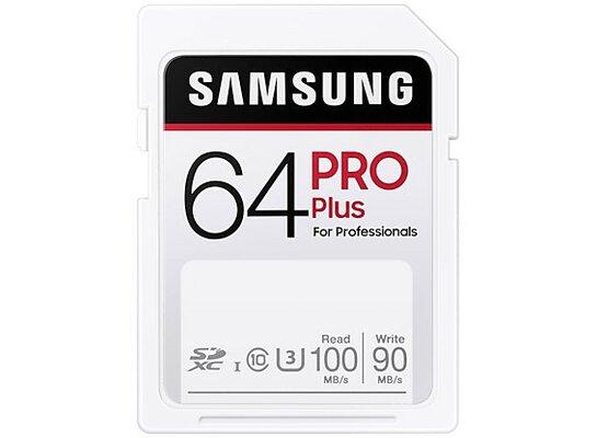 Karta pamięci SAMSUNG MB-SD64H/EU 64GB PRO Plus (2020)