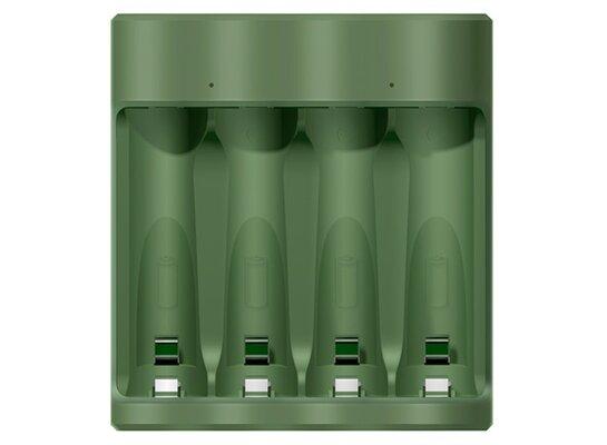 Ładowarka GP ReCyko (USB) B421 + (NiMH AA 2100 mAh) + ładowarka