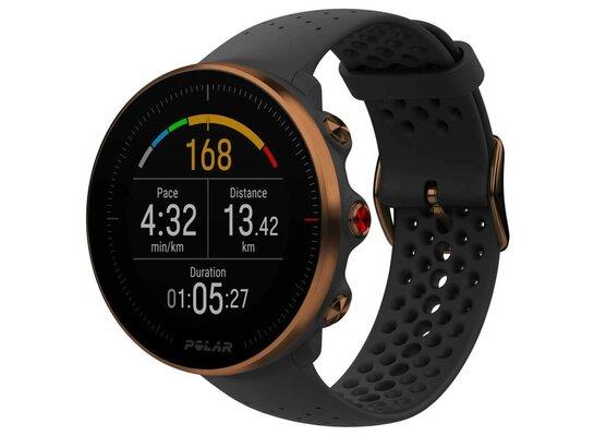 Zegarek sportowy z GPS POLAR Vantage M M/L Czarno-miedziany