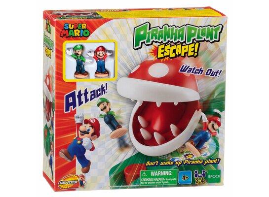 Gra towarzyska EPOCH Super Mario - Ucieczka przed Kwiatem Pirania