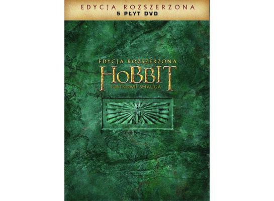 Hobbit: Pustkowie Smauga. Edycja specjalna (5 DVD)